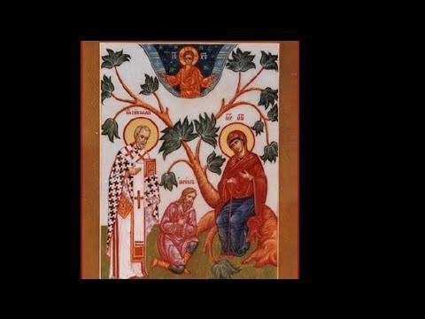 Икона Богородицы «Беседная » - празднование 27 августа!