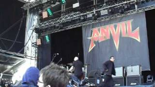 "Anvil ""School Love"""