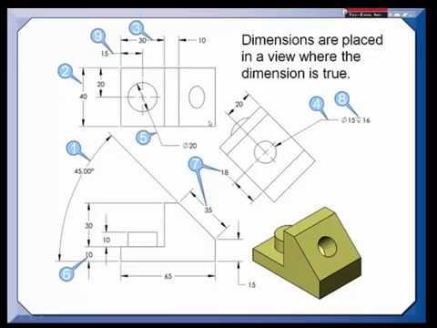 Blueprint Reading - YouTube