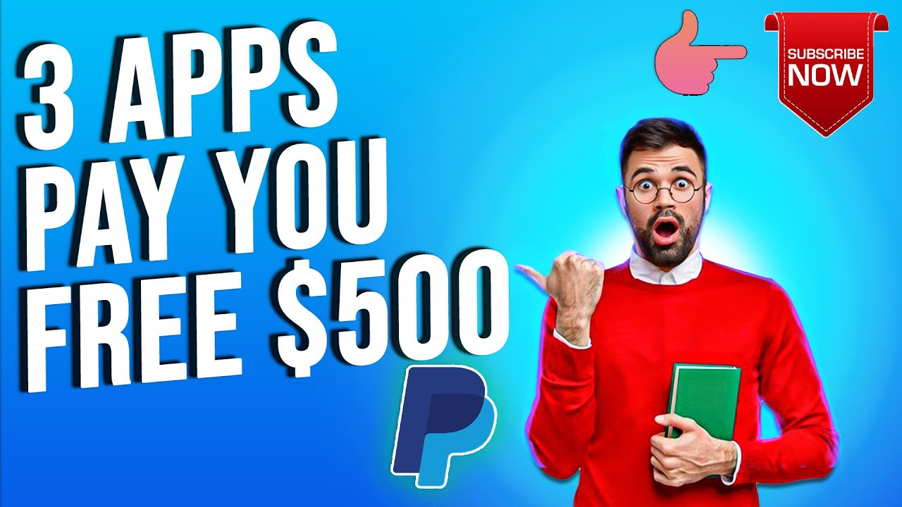 Leading 3 Apps That Pay You Free $500 [Earn Money Online] #makemoneyonline #passiveincome #viviantv thumbnail