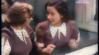 Zapomniana melodia (1938) KOLOR W starym kinie