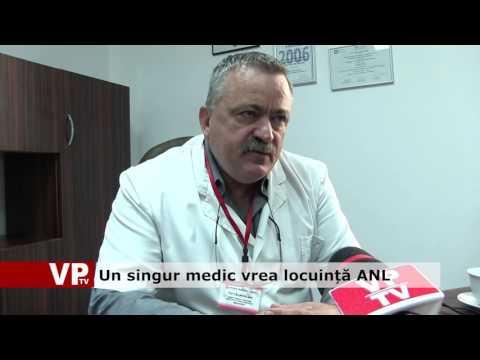 Un singur medic vrea locuință ANL