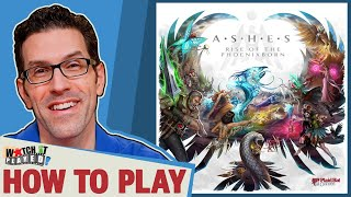 Ashes - How To Play