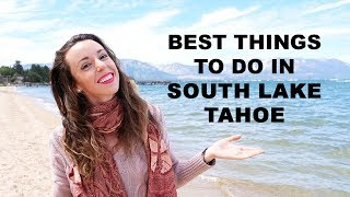 Best Things To Do In South Lake Tahoe