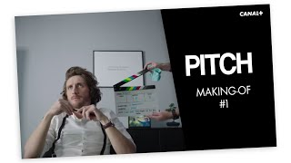 Making Of   Le Commencement   PITCH   CANAL+
