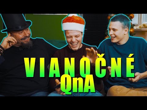 Vianočný PRÍBEH O PAVÚKOVI - Vianočné QnA