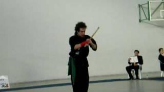 preview picture of video 'Kenpo Kung Fu Salamanca 2009 (Mono Borracho)'