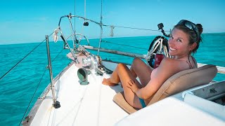 Sailing on a Budget   The Reef is Our Grocery Store   S03E48