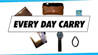 Top 5 EDC Fashion Accessories EVERY MAN SHOULD CARRY   Essential FASHION EDC Items For Men