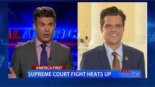 Dan Ball Interview With U.S Representative For Florida's 1st District, Matt Gaetz