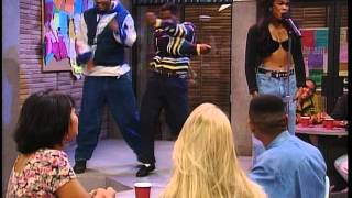 The Fresh Prince of Bel-Air - Ashley Singing