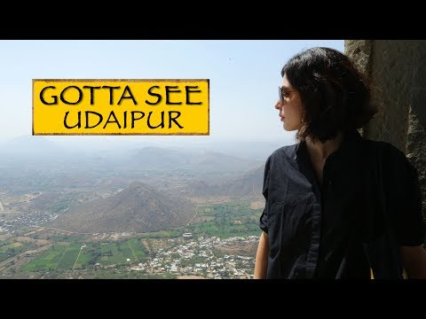 Video Things To See/Do || Udaipur