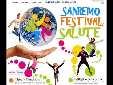 """TORNA IL """"SANREMO FESTIVAL DELLA SALUTE"""" DAL 17 AL 21 APRILE"""