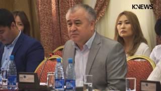 Текебаев о поправках в конституцию Кыргызстана 2016