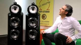 Bowers & Wilkins 802 D3 | SG Akustik HiFi-Studio
