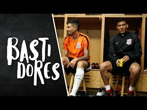 Bastidores - Corinthians 2x4 Rangers - Florida Cup