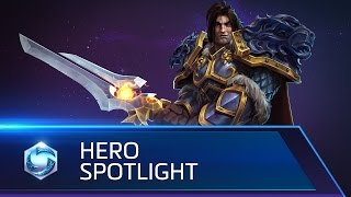 Varian Spotlight – Heroes of the Storm