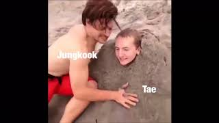 BTS as vines