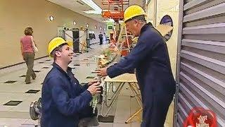 JFL Gags Worker Proposal Prank Video