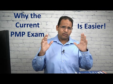 Why the 2021 PMP Exam is Easier - YouTube