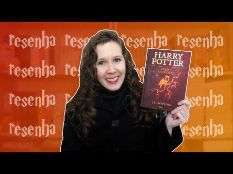 Resenha | Harry Potter e a Pedra Filosofal | Leituras de Deni
