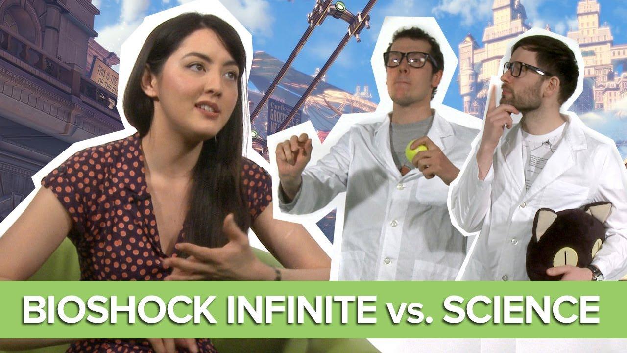 A Look At The Crazy Quantum Mechanics In BioShock Infinite