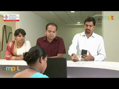 Training Video- Front Desk Person - Challenges in Health Care - Narayana Hrudayala