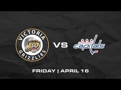 Grizzlies VS Capitals | April 16 | HIGHLIGHTS