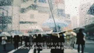 """Học tiếng Hàn qua bài hát: Friend - Ahn Jae Wook """"친구 - 안재욱"""" nhạc phim Những người bạn xấu."""
