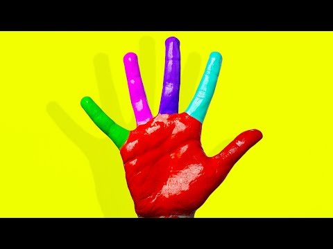 15 COOL PAINTING TRICKS FOR KIDS