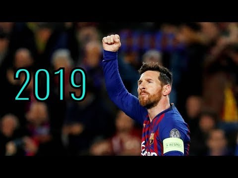 Lionel Messi- On Another Level - Goals, Skills, Assists- 2019
