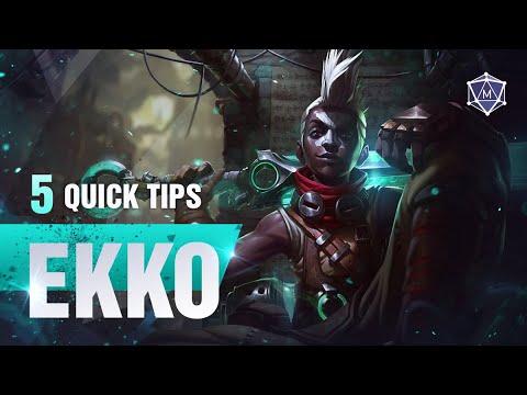 How to Play Ekko