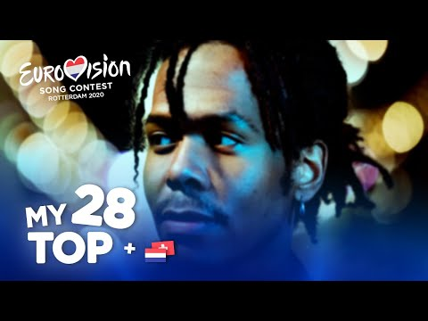 Eurovision 2020 - Top 28 (NEW: 🇳🇱🇨🇭)