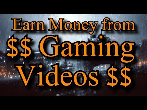 Download How to Make Money on YouTube: Monetize Gaming Videos, Copyright, Fair Use, and Gaming Networks Mp4 HD Video and MP3