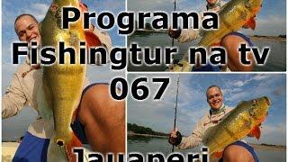Programa Fishingtur na TV 067 - Rio Jauaperi