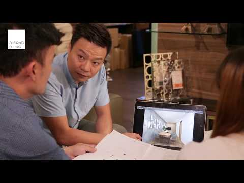 How Thomas Ong transformed his HDB resale flat to Condo? Part 1