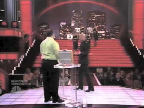 Deal or no Deal - The Banker is REVEALED!
