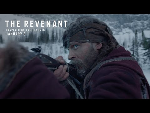 The Revenant (TV Spot 'Heroic Survival')