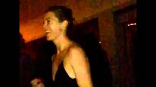 Ellen Pompeo Dancing! -- Instagram Video (4 February 2014)