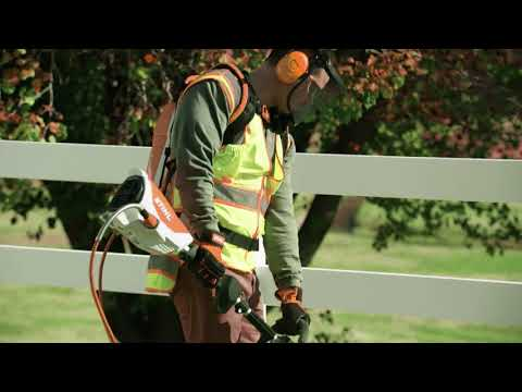 Stihl FSA 130 R in Kerrville, Texas - Video 1