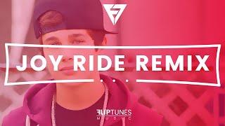 Bobby Brackins Ft. Austin Mahone | Joy Ride Remix | RnBass 2016 | FlipTunesMusic™