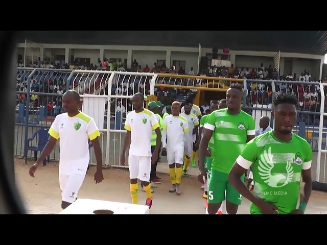 Nasarawa Utd VS Plateau Utd - MD 1 Highlight