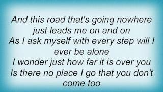 Aaron Tippin - I Wonder How Far It Is Over You Lyrics