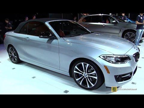 2015 BMW 2-Series 228i Convertible - Exterior and Interior Walkaround - 2014 LA Auto Show