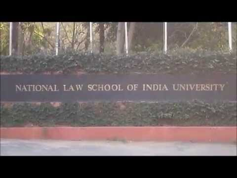 National Law school of India University video cover1