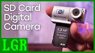LGR Oddware - HP Mobile Camera for PDAs