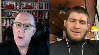 Khabib talks Tony Ferguson and UFC 223, training with his father & of course Conor McGregor