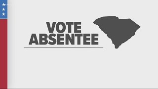 How South Carolina absentee voting votes
