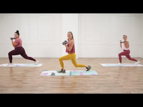 30-Minute Beginner Lower-Body Workout