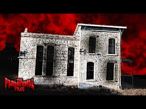 The Paranormal Files' Scary Night In Texas' Most Haunted Jail